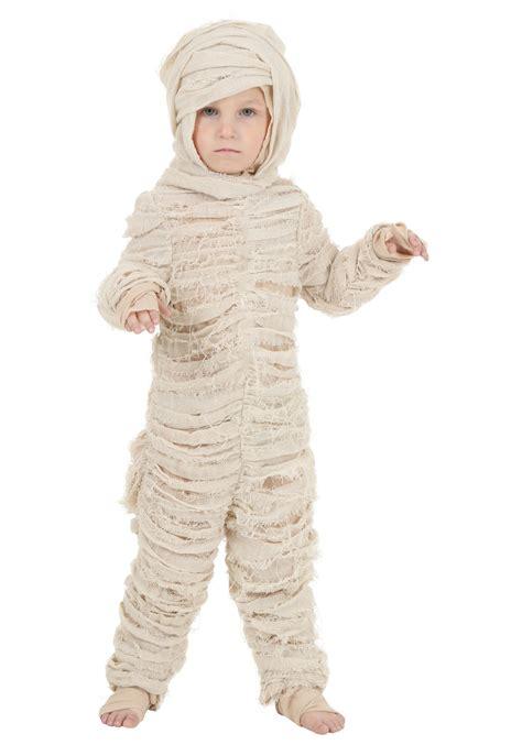 mummy halloween costumes for kids toddler mummy costume