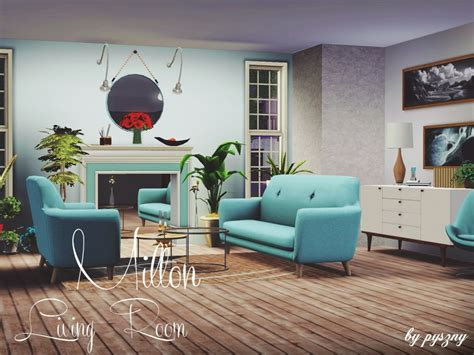 sims 3 living room sets pyszny16 s milton living room