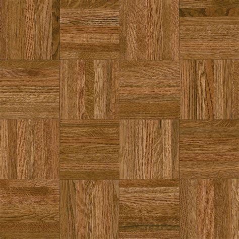 Wood Parquet Flooring by Bruce Butterscotch Parquet 5 16 In Thick X 12 In Wide X