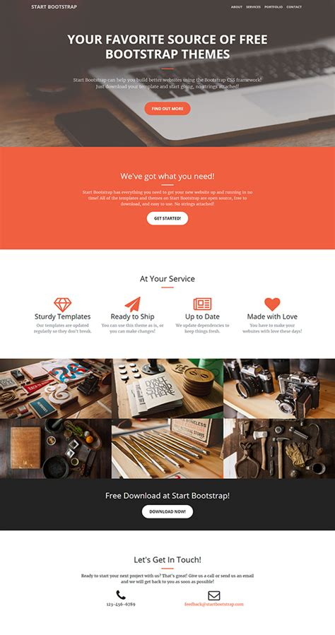 bootstrap templates for organisation 25 best free bootstrap templates themes 2018