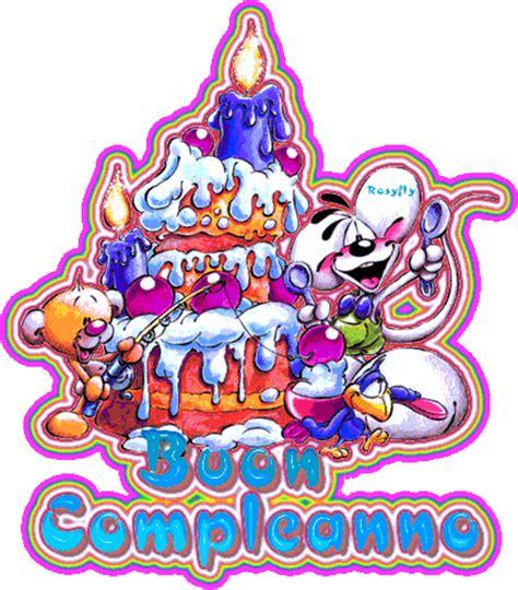 clipart auguri immagini gif animate buon compleanno 1