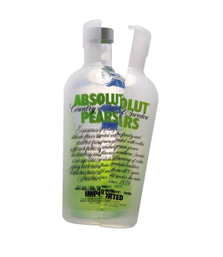 Absolut Pears Decor by Absolut Pears Dual Package By Jamy Yang Green Design