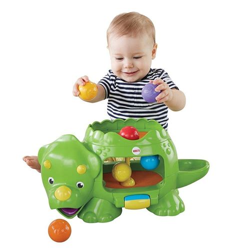 baby toys for fisher price poppin dino toys