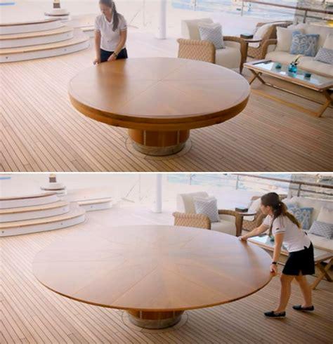 tavolo rotondo estensibile the fletcher capstan il tavolo rotondo estensibile
