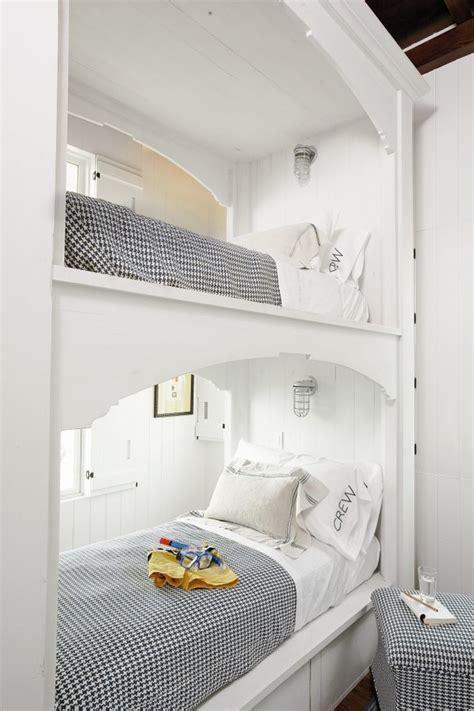 Built In Bunk Beds Ideas Tremendous Built In Bunk Beds Decorating Ideas