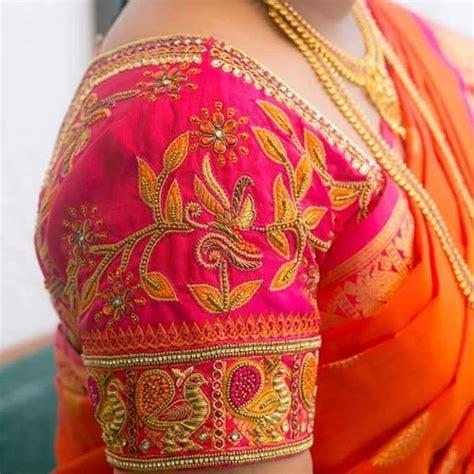 Season Blouse wedding season blouse styles at house of blouse anekhnews