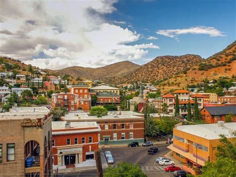 small villages in usa bisbee named best historic small town