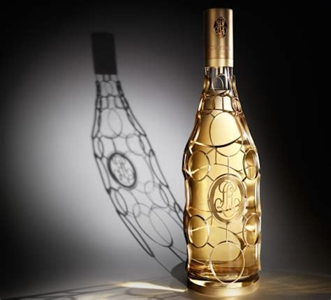 A2 Cristal louis roederer s limited edition cristal jeroboam bottle