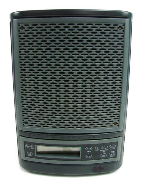 ecoquest fresh air purifier alpine air ionizer cleaner synairg technology ebay