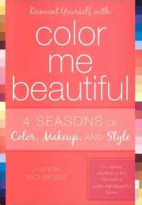 color me beautiful book reinvent yourself with color me beautiful fab 40