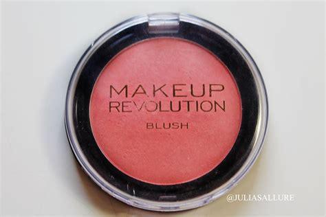 Makeup Revolution makeup revolution powder blush review mugeek vidalondon