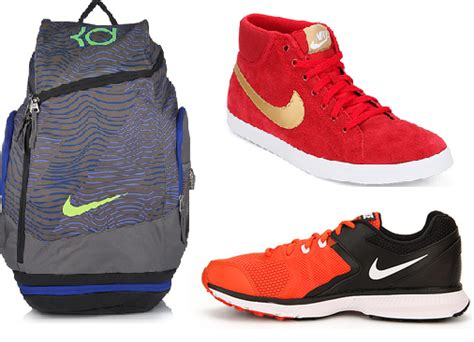 nike shoes and casual backpack bag at upto 70 rs 600 on rs 2000 at freekaamaal