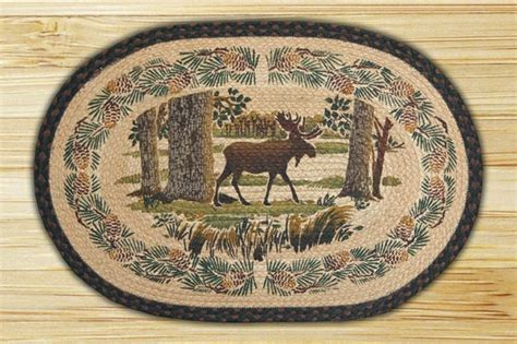 Moose Decor by Moose Decor Moose Rugs Moose Kitchen The Cabin Shack
