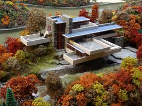 frank lloyd wright waterfall file fallingwater miniature model at mrrv carnegie