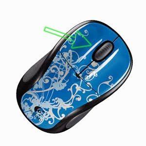 Mouse Yang Biasa mengoptimalkan fungsi tombol tengah mouse hariswae