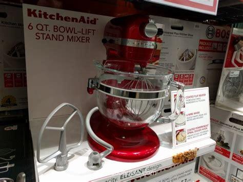 Kitchen Aid Costco by Kitchenaid 6 Quart Bowl Lift Mixer