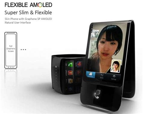 How To Make A Paper Touch Screen Phone - samsung s transparent screen with 3d so real it