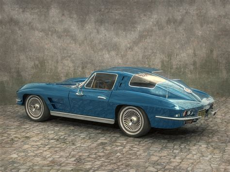 corvette stingray c2 corvette c2 stingray 63 by troc vue transportation