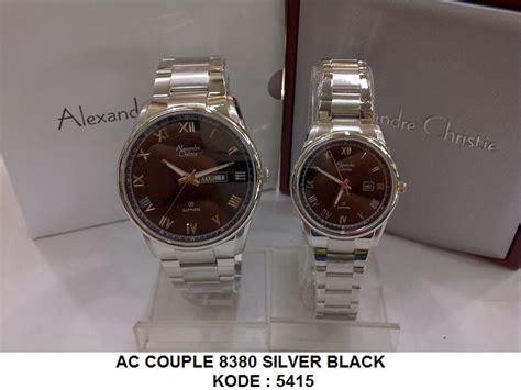 Ac 6337 Rosegold Black jual jam tangan casio original harga miring alexandre
