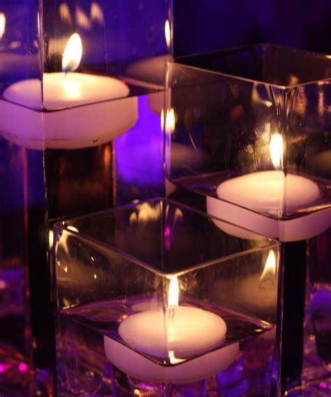 candles for centerpieces for wedding receptions 24 floating candles wedding table reception centerpiece decorations ebay