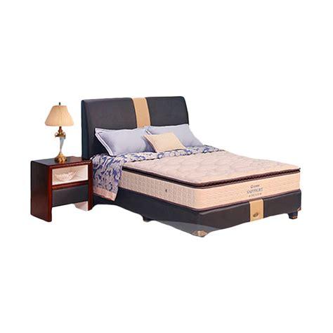 Kasur Guhdo 160 X 200 Jual Guhdo Sapphire Venetian Style Kasur Springbed Set 160x200 Cm Khusus Jabodetabek