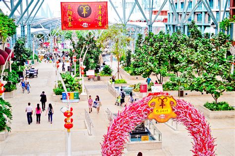 sentosa flower new year 2016 sentosa island new year decorations at resorts