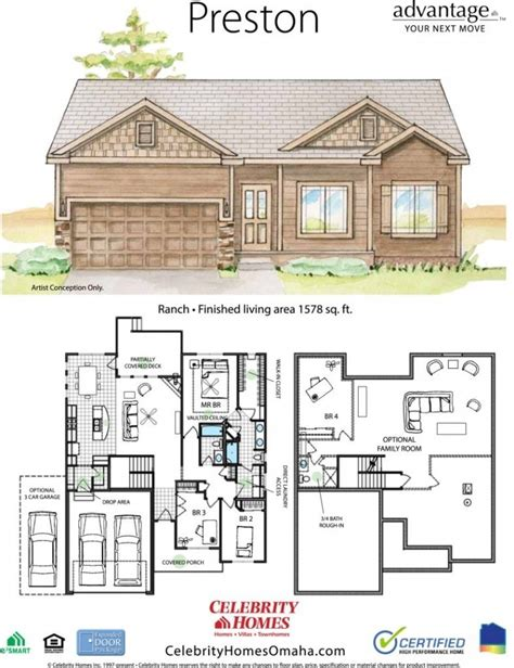 celebrity homes floor plans new celebrity homes omaha floor plans new home plans design