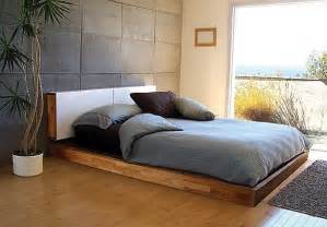 Easy Diy Platform Bed Frame Easy To Build Diy Platform Bed Designs