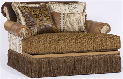 western style couches western style chaise or double chair