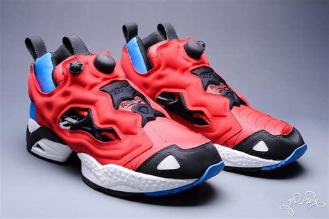 Joey Shoes 1 Wear It Enjoy It marvel character themed reebok shoes geektyrant