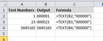 java pattern leading zeros excel vba convert integer to string with leading zeros