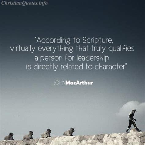 Superb John Macarthur Church #2: John-MacArthur-Quote-Leadership.jpg