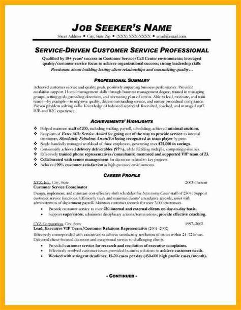 5  customer service skills resume   data analyst resumes