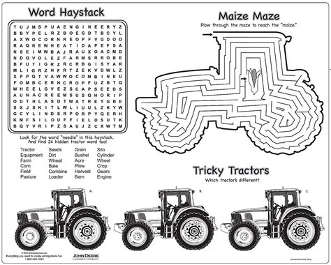 coloring page of john deere tractor tractor coloring pages john deere az coloring pages