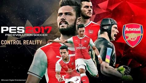 arsenal pes stats pes 17 trailer pictures gaming nigeria