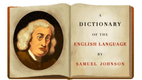 doodle dictionary meaning samuel johnson doodle honors author the