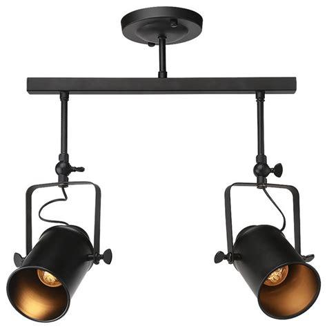 Pendant Track Lighting Kits Viole 2 Light Track Lighting Ceiling Pendant Industrial Track Lighting Kits By Lnc Home