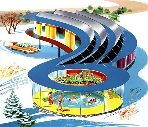 futuristic home design concepts future concept homes from the past matthew s island of