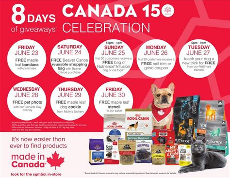 dog food coupons in canada petsmart canada free bag of nutrience dog or cat food