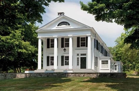 greek revival home greek revial our little big house