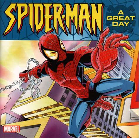 the of the spider books spiderfan org comics spider a great day
