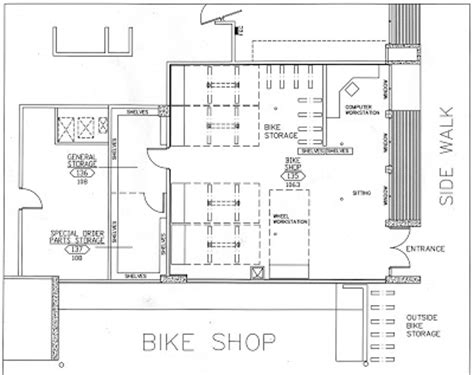 bike shop floor plan bike shop curved wall gift shop coffee shop images frompo