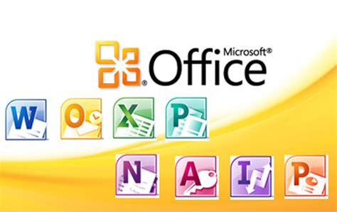 Program Microsoft Office microsoft office 2010 professional for your pc