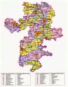 карта районов г челябинска