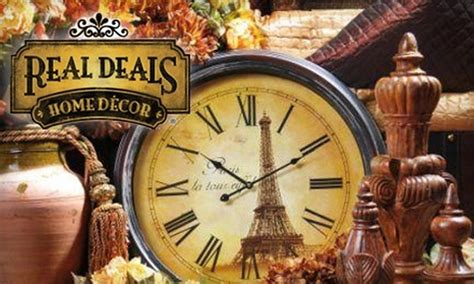 real deal home decor real deals home d 233 cor in gresham oregon groupon