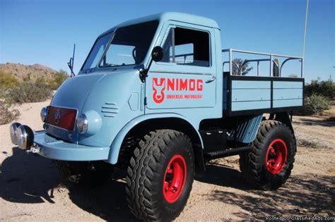 unimog arizona 1954 unimog 401 in mesa arizona cannonads
