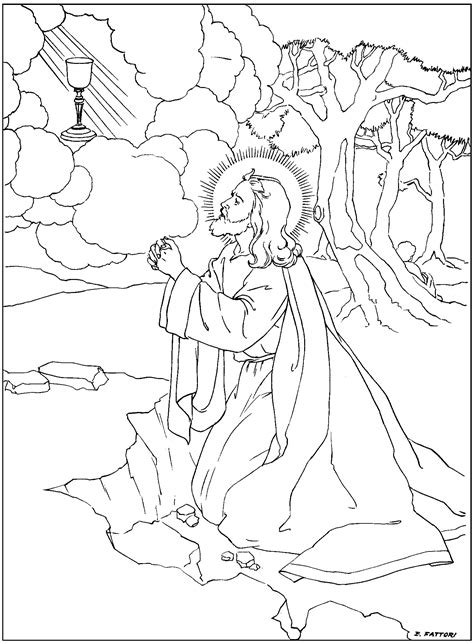 coloring pages of the joyful mysteries rosary coloring page printable home sketch coloring page