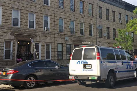 shooting bed stuy man shot in bed stuy wednesday afternoon fdny says bed
