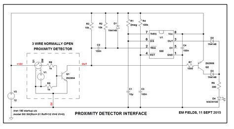 proximity switch wiring diagram gooddy org