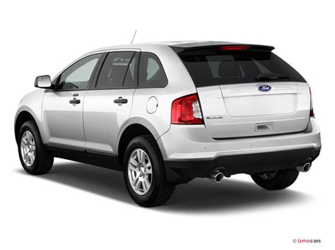 2011 ford edge 3rd row seating 2011 ford edge prices reviews and pictures u s news